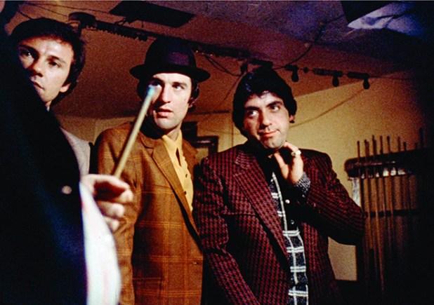 Mean Streets Martin Scorsese Harvey Keitel Robert De Niro David Proval