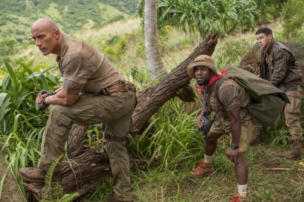 [Critique] Jumanji : Bienvenue dans la jungle