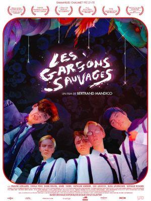 sortie cinéma : Les garçons sauvages de Bertrand Mandico