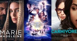 28 mars 2018 : On va voir quoi au ciné cette semaine ?