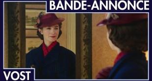 Le Retour de Mary Poppins Bande-annonce (2) VF