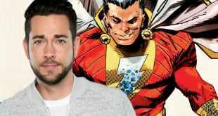 Shazam : Zachary Levi dévoile son super-costume