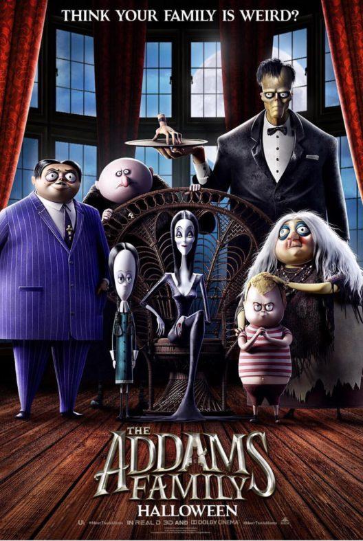 The Addams Family - Cinesite Studios