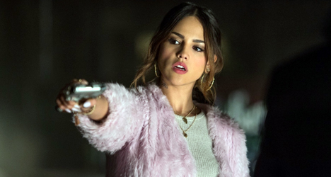 Image result for baby driver eiza gonzalez