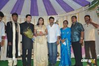 Actress Navya Nair Marriage Wedding reception Photos (28)