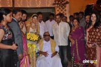 Rambha Marriage reception pics