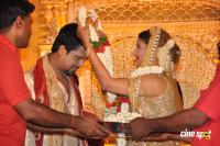 Rambha reception photos Ramba with Indra Kumar Reception Marriage Photos (3)