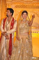 rambha Wedding Receptiuon Photos