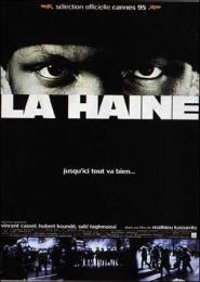 Affiche du film La Haine