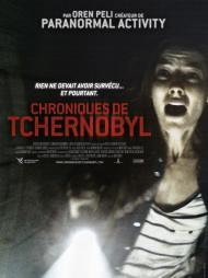 Chroniques de Tchernobyl - affiche