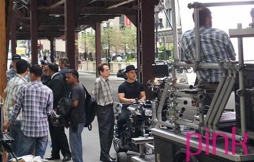 Aamir Khan y Bollywood en Chicago