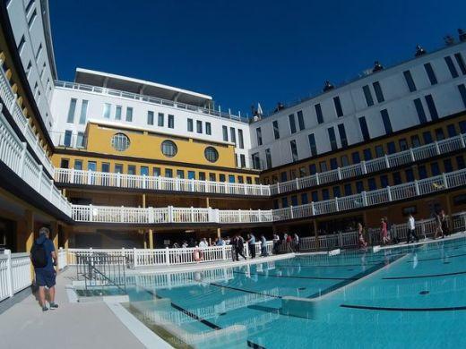 piscina molitor exterior