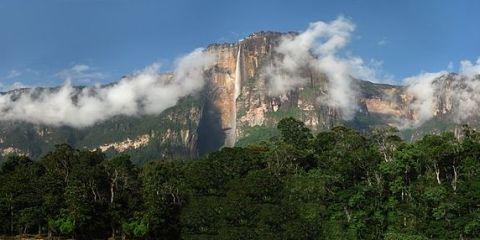 La cascada más famosa de Disney está en Venezuela