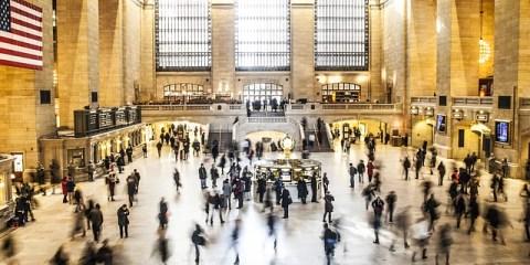 La estación central de Nueva York en Rompe Ralph