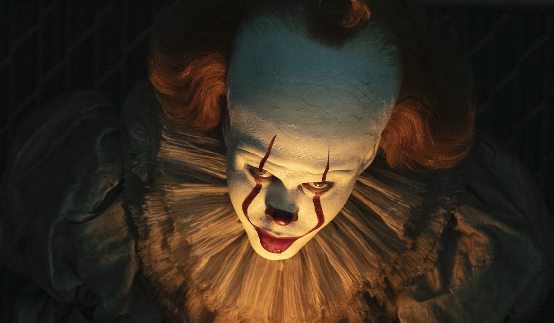 Pennywise in IT Capitolo 2