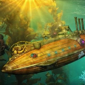 Disney 20 mila leghe sotto i mari