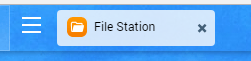 QNAP Filestation did the trick