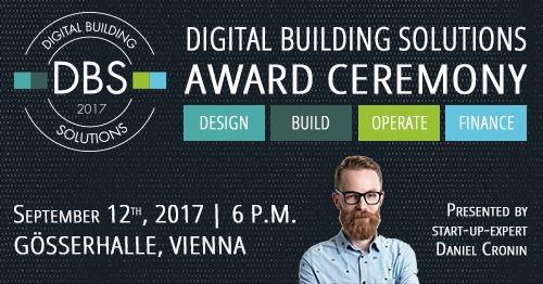 Digital Building Solutions - Award Ceremony