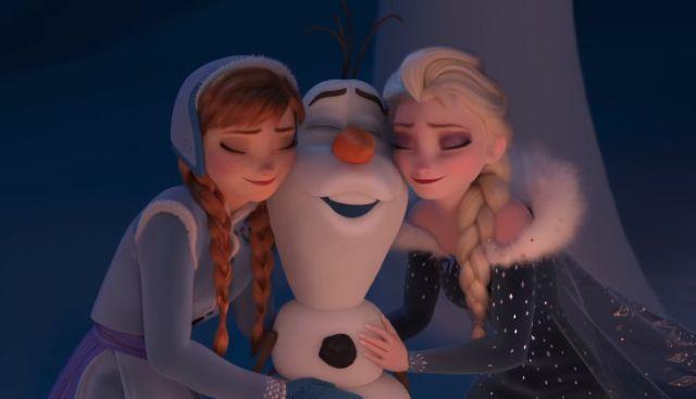 Frozen - Le avventure di Olaf: trailer e poster del nuovo cortometraggio Disney