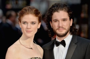 Matrimonio, game of thrones, Kit Harington, Rose Leslie, Jon Snow, Ygritte