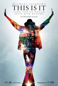 """La Locandina di """"This Is It"""" di Michael Jackson"""