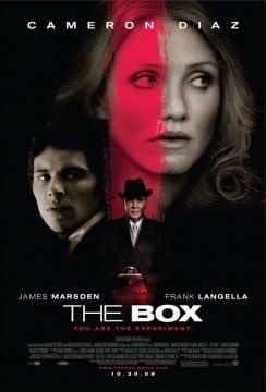 """Locandina di """"The Box"""""""