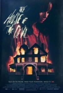 """Locandina di """"The House of the Devil"""""""