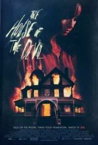 "Locandina di ""The House of the Devil"""