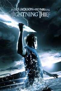 """Locandina di """"Percy Jackson e gli Eroi dell'Olimpo: il ladro di fulmini"""""""