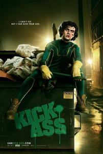 """Locandina di """"Kick-Ass"""""""