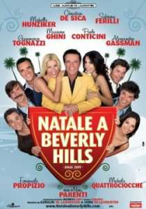 """Locandina di """"Natale a Beverly Hills"""""""