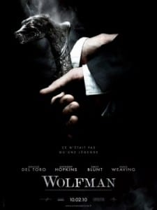 """The Wolfman"" nuovo poster"