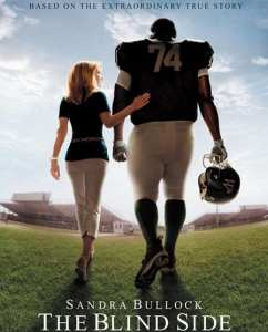 "Locadina di ""The Blind Side"""