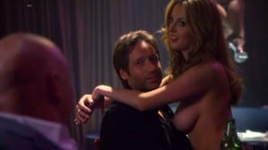 "Eva Amurri in ""Californication"""