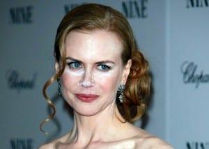 "Nicole Kidman all'anteprima di ""Nine"""