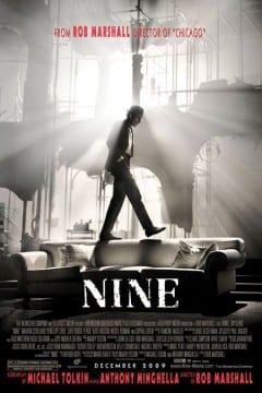 "Locandina di ""Nine"""
