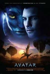 """Locandina di """"Avatar"""""""