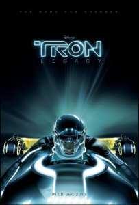 """Locandina di """"Tron Legacy"""""""