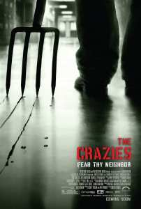 "Locandina di ""The Crazies"""