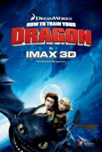Locandina di How To Train Your Dragon (Dragon Trainer)