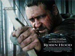 Locandina di Robin Hood - Formato Orizzontale