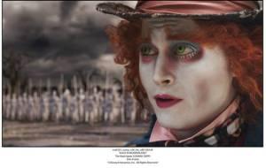 Il Cappellaio Matto (Johnny Depp)