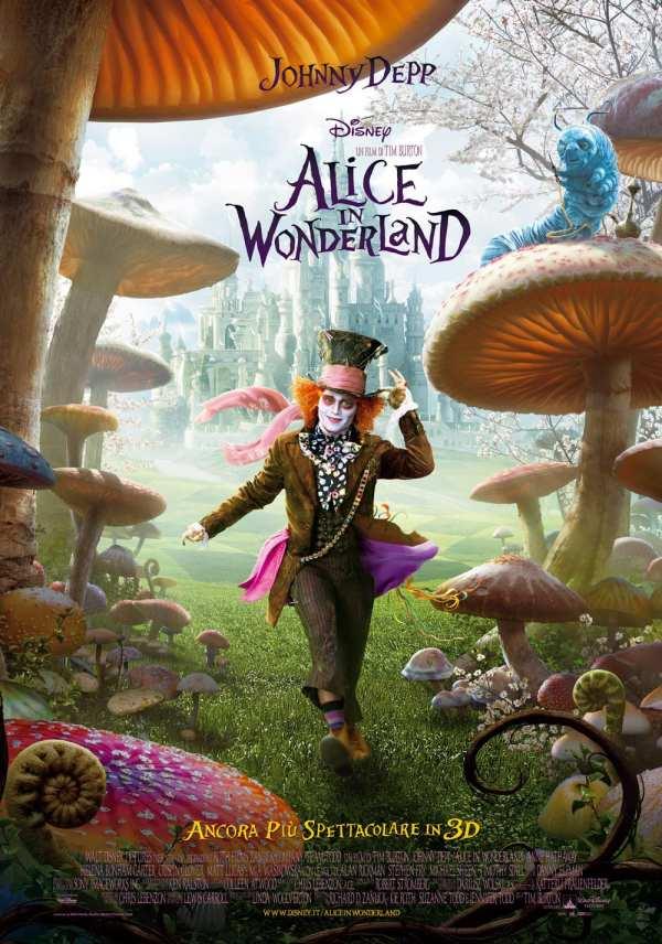 "La Walt Disney Lavora ""alice In Wonderland 2"