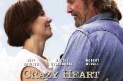 "Locandina italiana di ""Crazy Heart"""