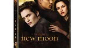 "Copertina del DVD di ""The Twilight Saga: New Moon"""