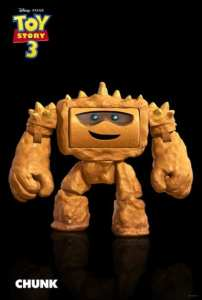 Chunk - Toy Story 3