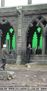 "Foto dal set di ""Harry Potter e i doni della morte parte II"""