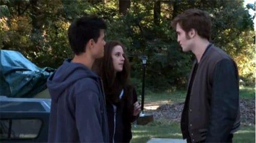 Taylor Lautner, Kristen Stewart, Robert Pattinson