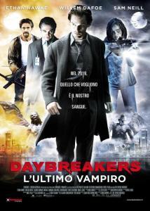 """Locandina di """"Daybreakers"""""""