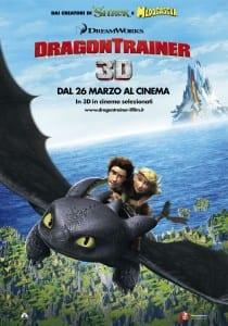 Dragon Trainer - Nuova Locandina